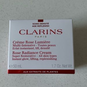 Clarins Rose Radiance Cream Super Restorative